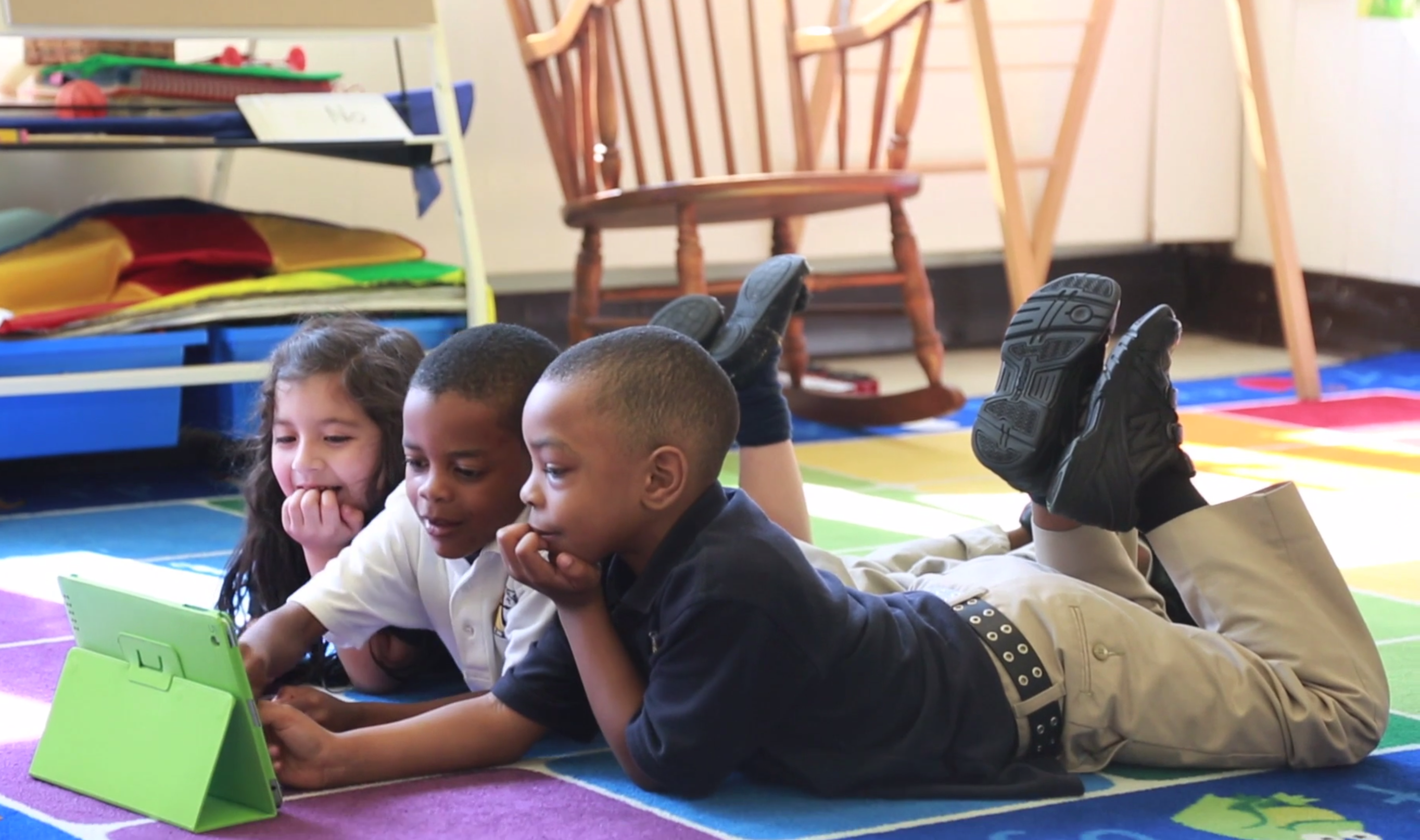 Using iPads to Increase Productivity in Elementary Education