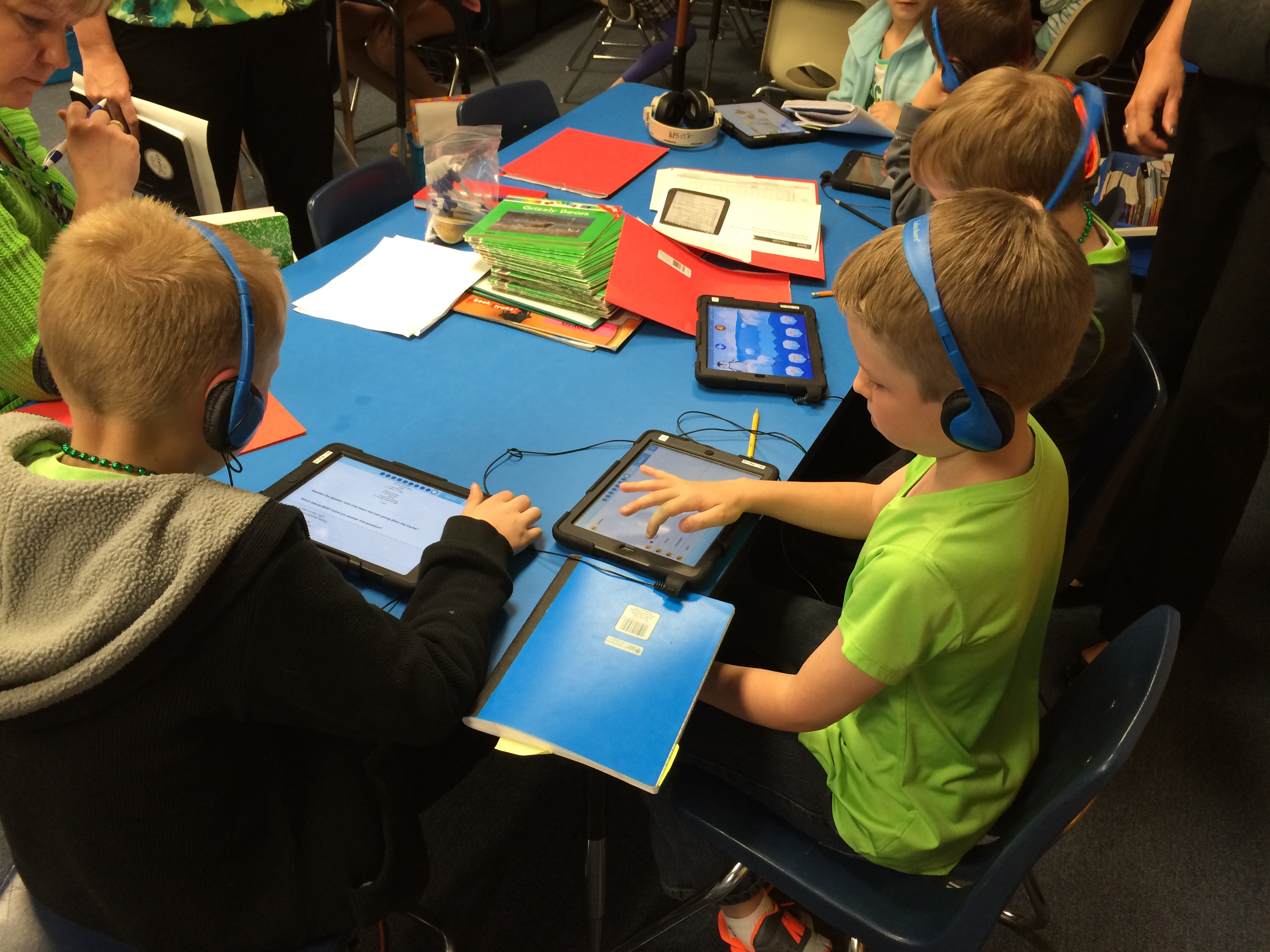 Personalized-Learning-With-iPads