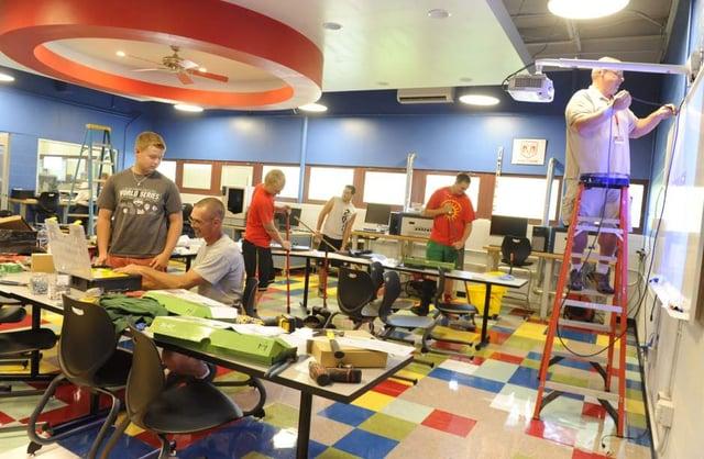 Maker Movement at Elizabeth Forward - FABLAB