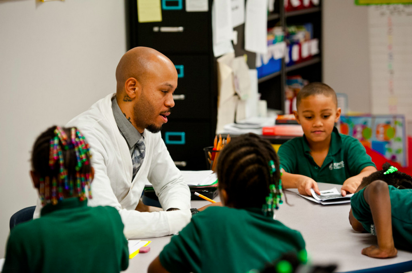 Writiing workshops prepare students for lifelong learning.