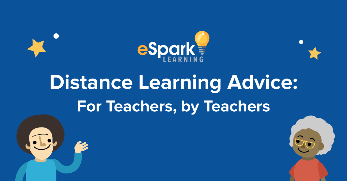 Distance Learning Advice: For Teachers, by Teachers