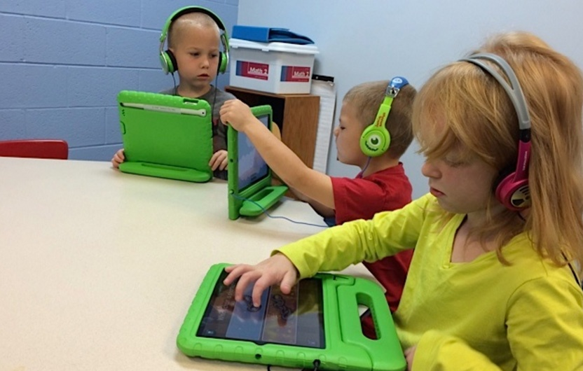 The Benefits of iPads in Early Education