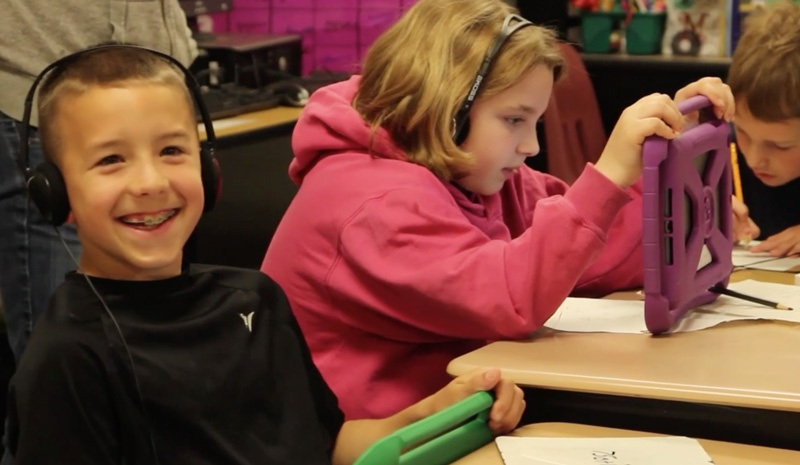 use of technology in the classroom