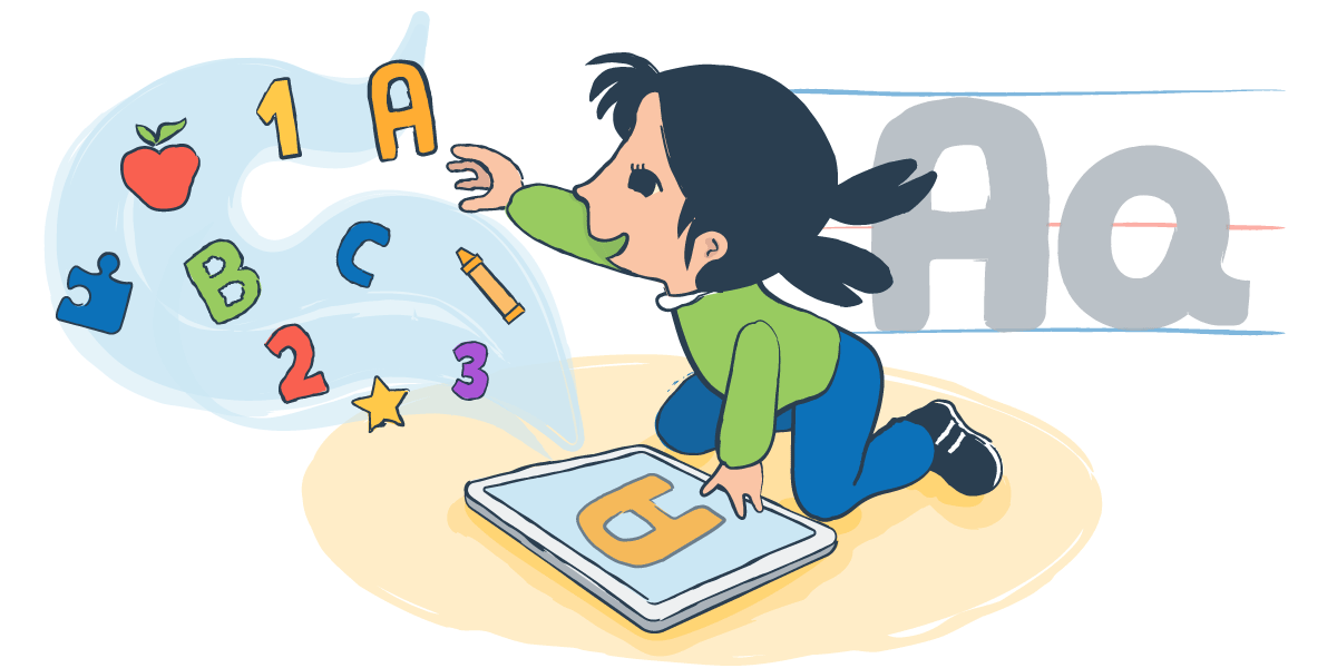 pk webinar girl 1 - Best Apps For Kindergarten